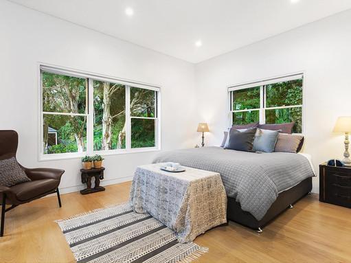 Main bedroom | Queens Park House