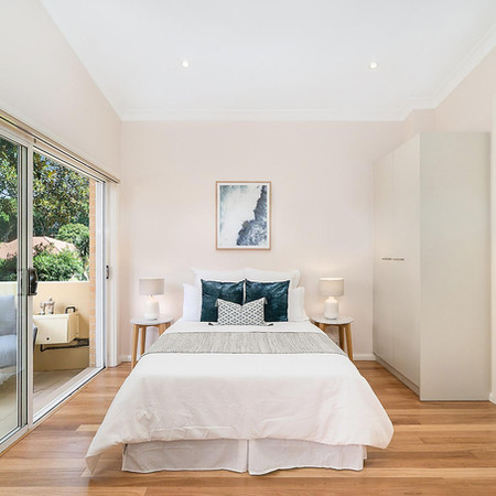Coogee Apartment - Styling