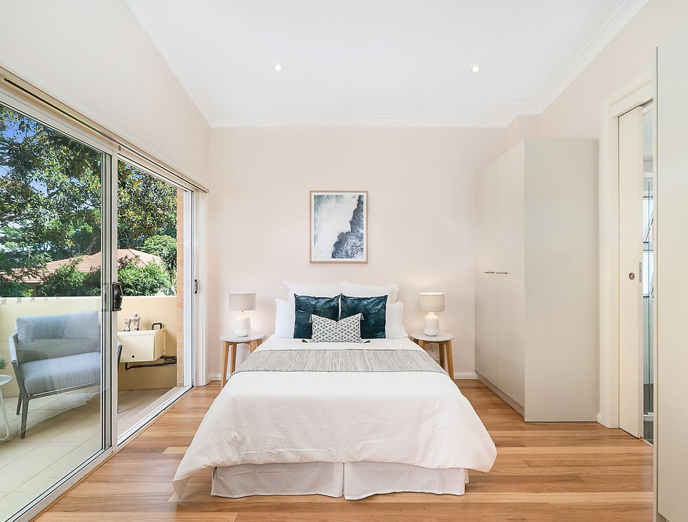Bedroom | Coogee Apartment Styling