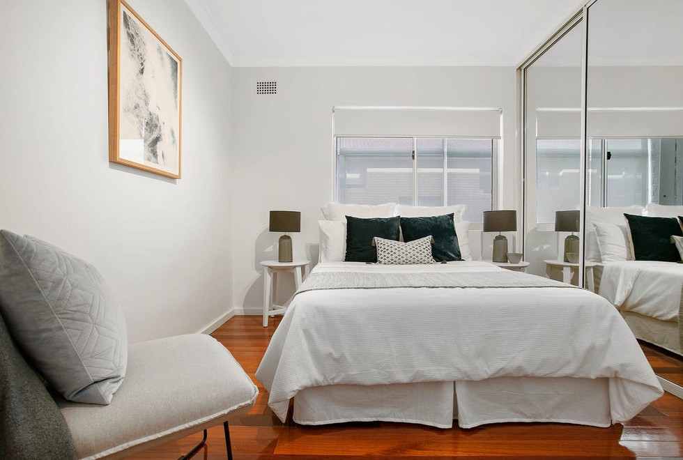 Bedroom | Maroubra Apartment Styling