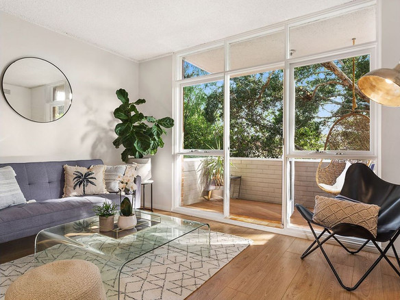 Bondi Apartment Styling