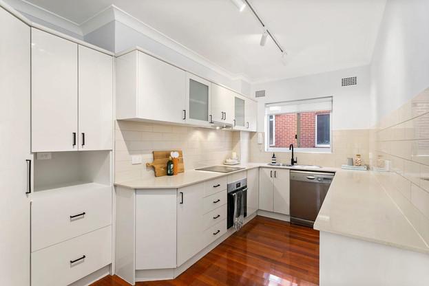 Kitchen | Maroubra Apartment Styling