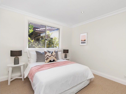 Bronte house - bedroom 4