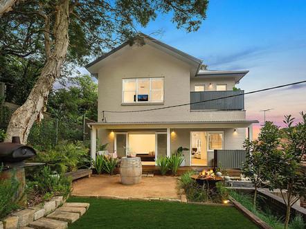 Alfresco living | Queens Park House