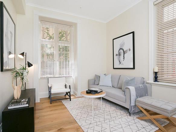 Living | Potts Point Apartment