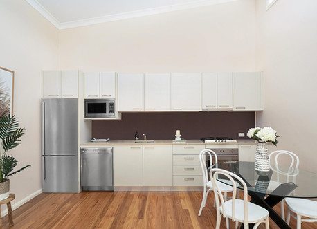 Kitchen | Coogee Apartment Styling