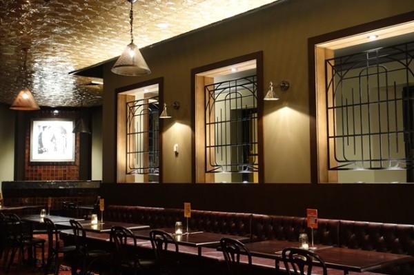 Websters Mid Level Bar
