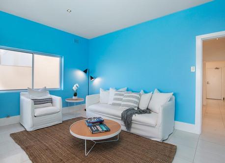 Living | Tamarama Apartment Styling