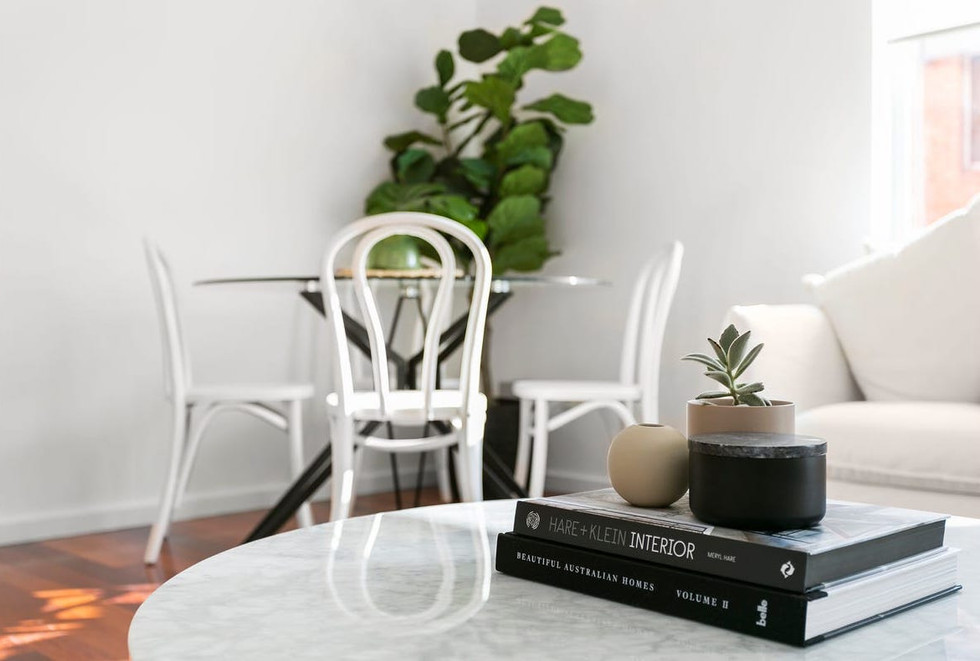 Dining | Maroubra Apartment Styling