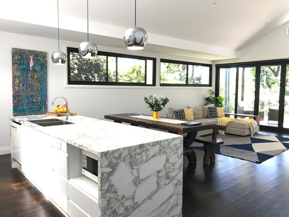 Crows Nest House - Styling