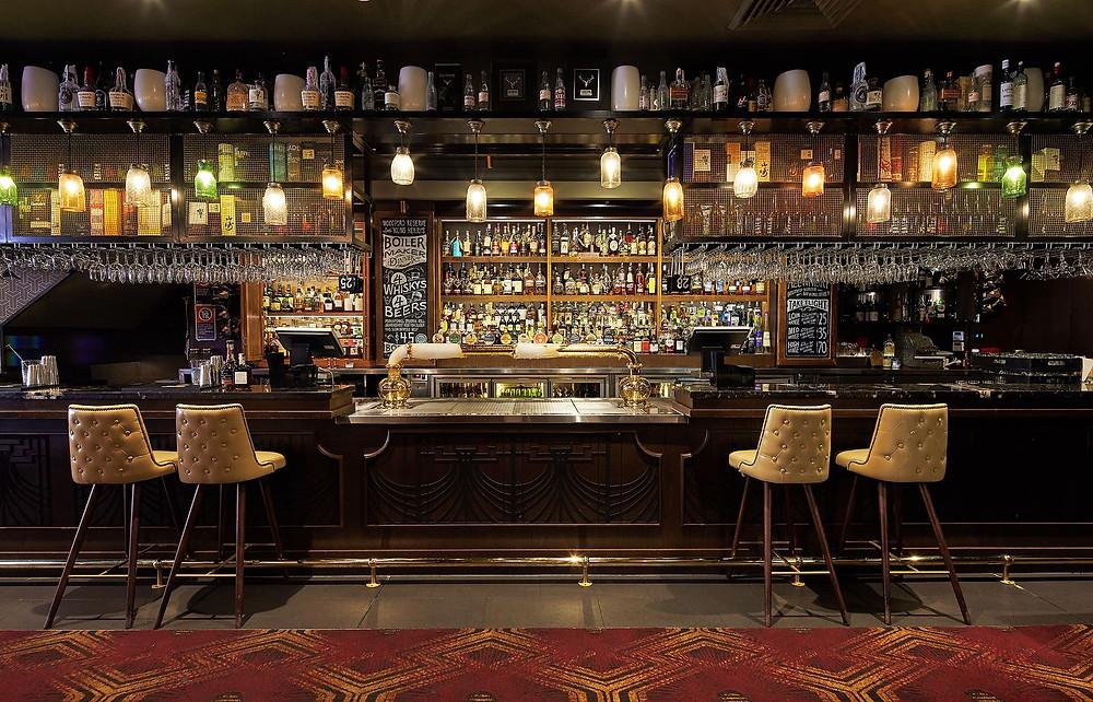 Mid level bar