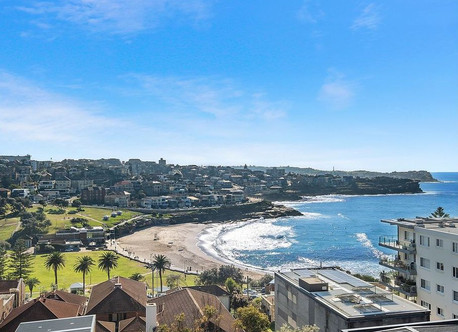 Bronte Penthouse - view