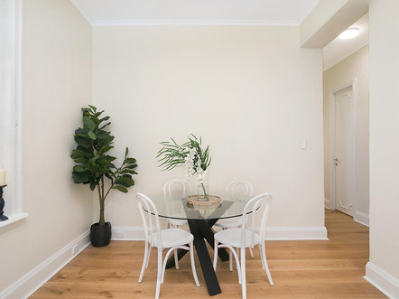 Dining | Potts Point Apartment