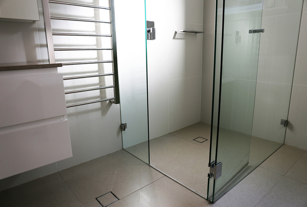 Bathroom for Peter