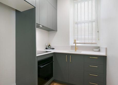 Kitchen | Potts Point Apartment