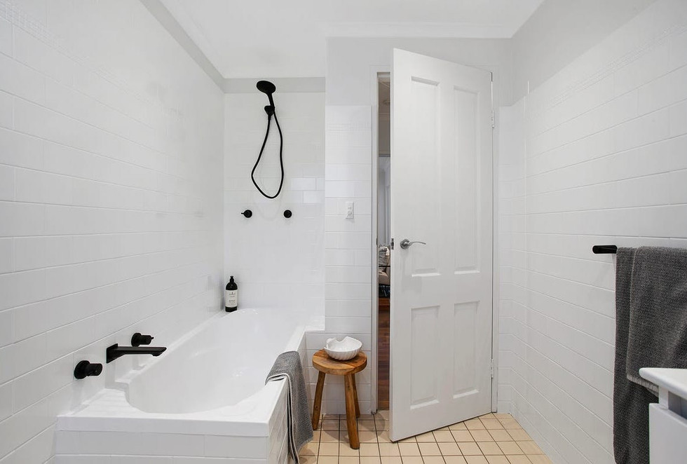 Bathroom | Maroubra Apartment Styling