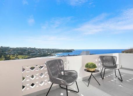 Bronte Penthouse - balcony
