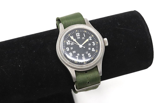 An Incredibly Rare Original Gents Hamilton FAPD 5101 Type 1 Military Wristwatch