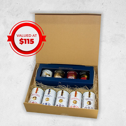 The Abalone Enthusiast Hamper