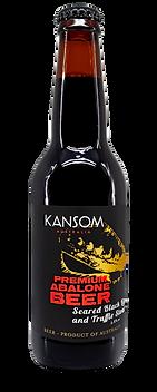 Seared Blacklip and Truffle Stout 330mL Bottle
