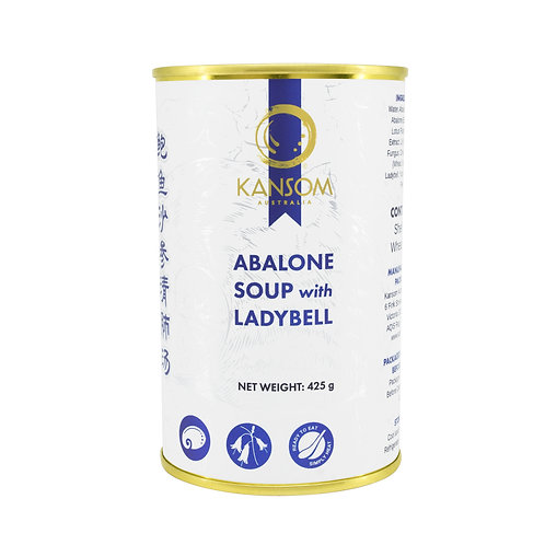 Abalone Soup with Ladybell 425G Can
