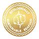 Ecologically Sustain Seafood Icon GOLD E