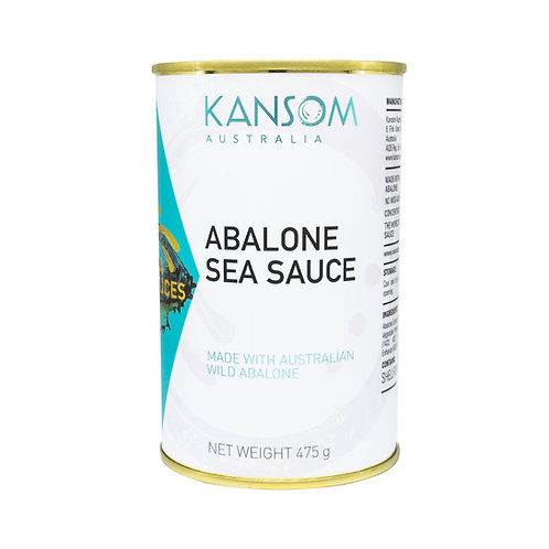 Abalone Sea Sauce in 475G Can