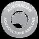 Australian Aquaculture Abalone Icon SILV