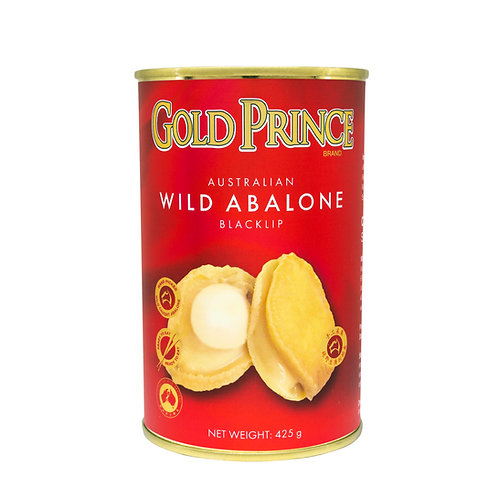 Gold Prince Abalone in Brine 425G Can