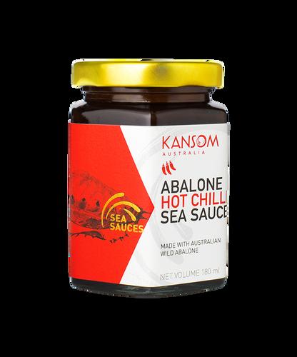 L37H - Abalone Hot Chilli Sea Sauce - 2