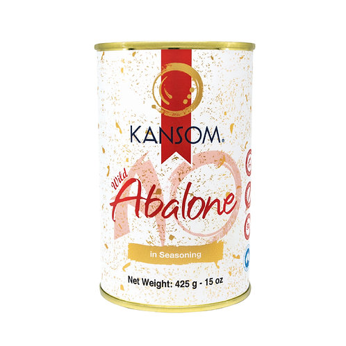 Natural Abalone in Seasoning 425G Can