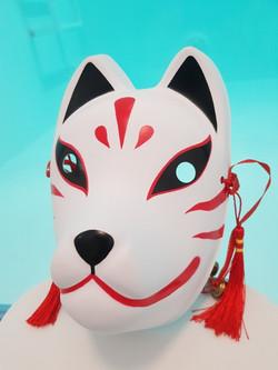 狐狸面具2