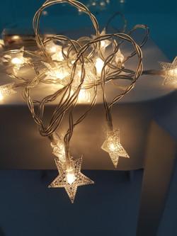 各式燈串 星星燈
