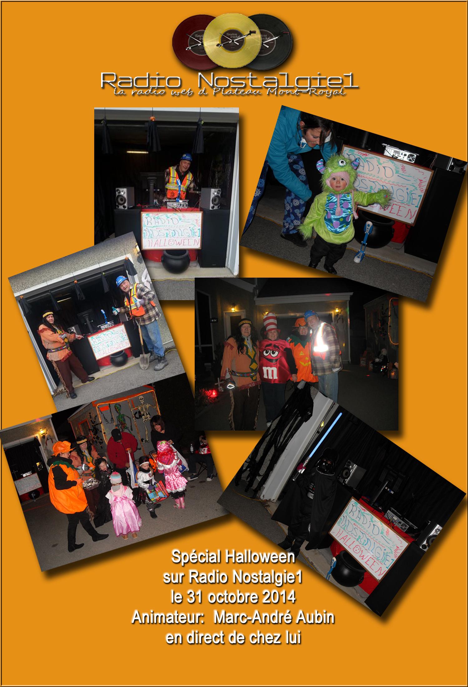 Halloween Radio Nostalgie1
