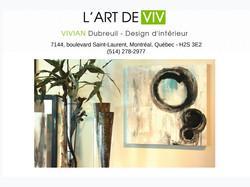 Vivian Dubreuil - Design