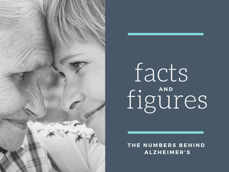 Facts & Figures: The numbers behind Alzheimer's.