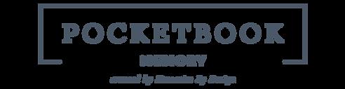 PocketBook Memory Logo created by MBD Lo