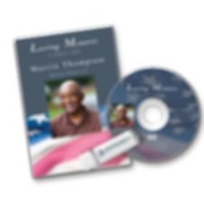 Affordable Caskets & Urns DVD Case Packa