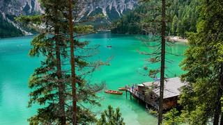 SR6 Alpine Lake