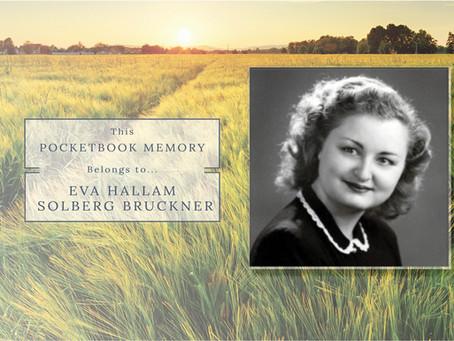 Eva Hallam Solberg Bruckner: Life Story