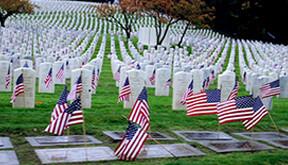 Honoring Veterans Cemetery