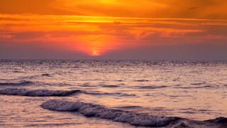 SO13 Sunset Waves