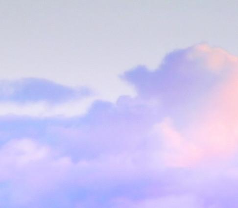 Clouds (Pink Tones)