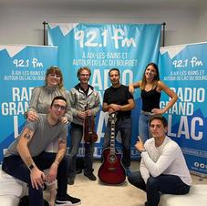 Passage Radio Grand Lac (120 mn actu) 17.07.2021