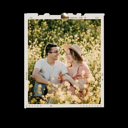 Moodboard Vintage Collage Film Frame Ins