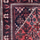 "Thumbnail: 4'1""x6'2"" 1930's Vintage Rug"