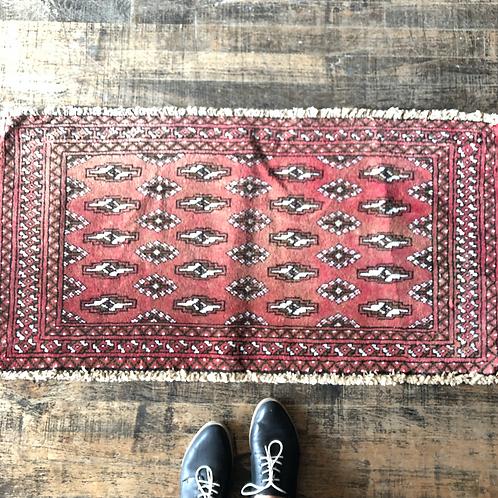1'8x3'4 Vintage 1930's Rug