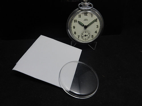 Acrylic Glass lens For Ingersoll / Smiths Pocket Watch