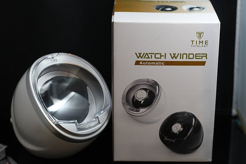 Automatic Watch Winder - White