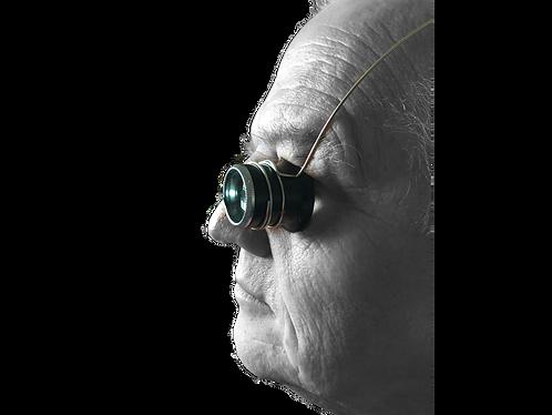 watchmakers jewellers tools eyeglass loupe headband